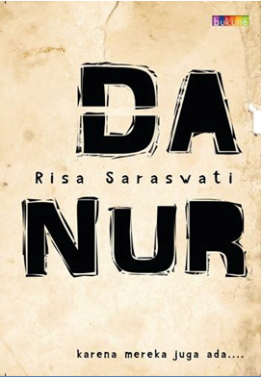 """Danur"" the book written by Risa Sarasvati"